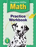 Houghton Mifflin Math: Grade 1, Practice Workbook