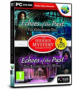 Echoes of the Past Tales 3 and 4: The Hidden Mystery Collectives (PC DVD)