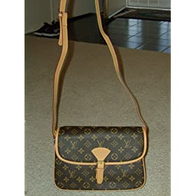 Louis Vuitton Sologne Handbag