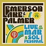 Live At The Mar Y Sol Festival '72 Lake and Palmer Emerson