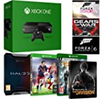 Pack Xbox One 500 Go + The Division a...