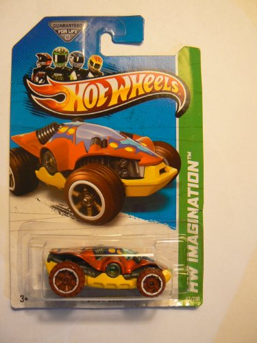Hot Wheels HW Imagination Swamp Buggy 67/250 - 1