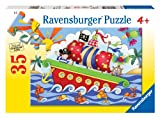Ravensburger My Sailing Ship - 35 Piece Puzzle