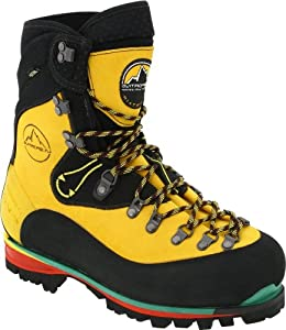 La Sportiva N.A. Men's Nepal Evo GTX Mountaineering Boot (Yellow) - 37