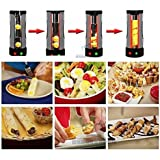 J GO Egg Master Vertical Grill-Make Hot Dog Shaped Omelet-Delicious Eggs In Minutes