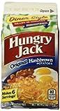 Hungry Jack Premium Hashbrown Potatoes - Net Wt 4.2 oz (119 g) - Pack of 2