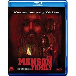 The Manson Family [Blu-ray]