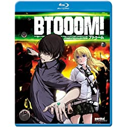 Btooom Complete Collection [Blu-ray]