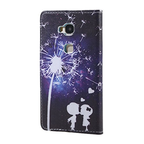 Coque pour huawei honor 5x etui pour huawei honor 5x for Housse honor 5x