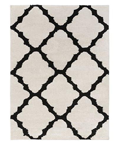 Surya Swift Diamond Pattern Plush Rug