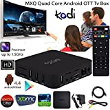 Latest Version Quad Core Android Kodi Smart TV Box with Wifi shipped direct from our own stock, here in the UK.  Unlike some other similar items you may see, this item is made for the UK and is fitted with a standard UK plug. If you buy from ...