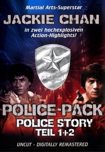 Police Pack - Police Story, Teil 1 + 2 [2 DVDs]