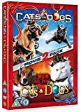 Cats and Dogs 1 and 2 [DVD] [2010]
