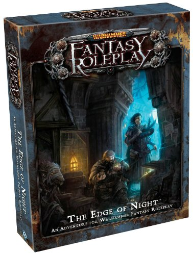 Warhammer Fantasy Roleplay: The Edge of Night - 1
