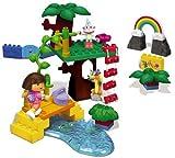 Mega Bloks Dora's Rainbow Rocks Adventure