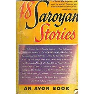 Amazon.com: 48 Saroyan Stories: William Saroyan: Books