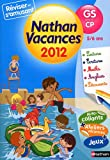 echange, troc Christelle Chambon, Sandrine Guilloré-Chotard - Nathan vacances de la GS vers le CP