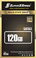 SuperSSpeed Hyper Gold S306 120GB SATA III 6.0Gb/s MLC Solid State Drive