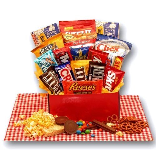 All American Snack Pack Care Package (American Care Package compare prices)