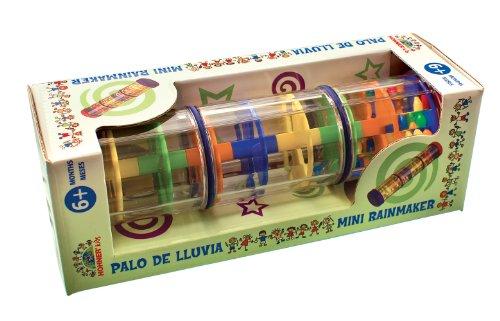 Musical Toys MP-200 8-Inch Mini Rainmaker Shaker