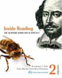 img - for Inside Reading 2 Student Book Pack: The Academic Word List in Context [Paperback] [2007] (Author) Lawrence J. Zwier, Cheryl Boyd Zimmerman book / textbook / text book