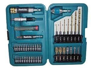 Makita P-71635 Bohrer-Bit-Set 48-tlg.