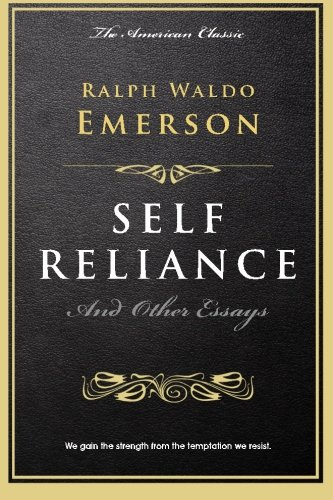 Emerson self reliance essay text