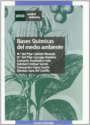 Bases Químicas Del Medio Ambiente (UNIDAD DIDÁCTICA)
