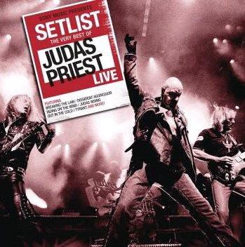 Pop CD, Setlist : The Very Best Of Judas Priest Live (Original Recording Remastered)[002kr] by Judas Priest (2013-06-05)