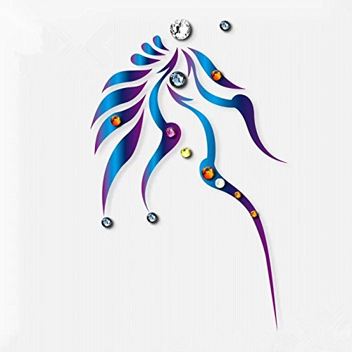 Lc New Design Constellation Series Swaroski Elements Fashion Body Art Waterproof Removable Temporary Tattoo Stickers