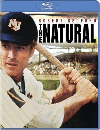 Cover art for  The Natural [Blu-ray]