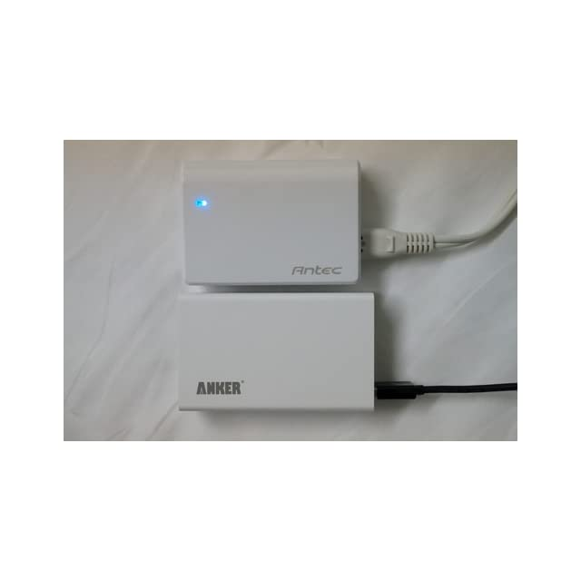 Anker 25W 5 Port Desktop USB Charger with PowerIQ Technology for Smartphones, Tablets and Many Other Devices (White)
