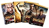 Spartacus Seasons 1-4 [DVD] (2013)
