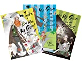 Andy Stanton Mr Gum Collection, 3 books Pack Set, RRP £14.97 (You're a Bad Man, Mr Gum!; Mr Gum and the Biscuit Billionaire; Mr Gum and the Goblins) (Mr Gum)