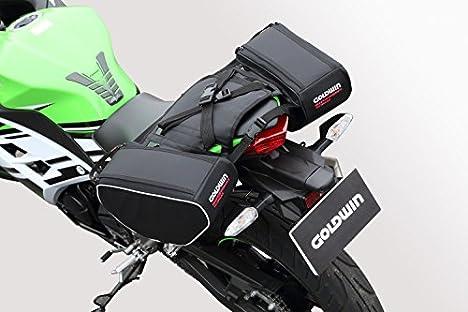 GOLDWIN(ゴールドウイン) GSM17504 スポーツシェイプサイドバッグ12 ブラック GSM17504