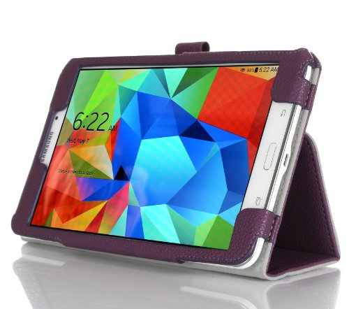 procase folio case with stand for samsung galaxy tab 4 8 0