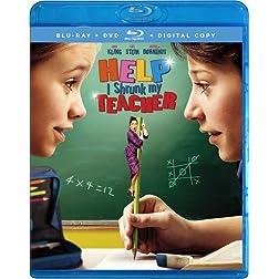 Help I Shrunk My Teacher [Blu-ray]