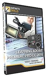 Learning Adobe Premiere Pro CC 2014 - Training DVD