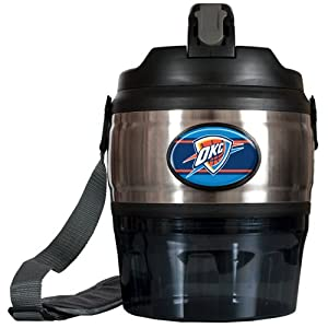 NBA 80-Ounce Grub Jug with Removable Bottom by Great American Products