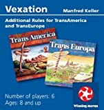 Rio Grande Games Vexation Expansion for TransAmerica and TransEuropa