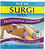 Surgi-wax Professional Salon System Total Body & Face Roll-on Waxer
