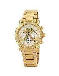 "JBW-Just Bling Women's JB-6210-160-I ""Victory"" 1.5 Carats Diamond Chronograph Watch"