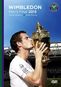 Andy Murray Wimbledon Champion 2013 Gentlemen's Final DVD