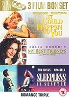 It Could Happen to You [1994] / My Best Friend's Wedding [1997] / Sleepless in Seattle [1993] [DVD]