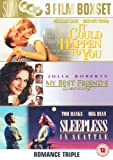 3 Film Boxset: It Could Happen To You / My Best Friend's Wedding / Sleepless In Seattle [DVD]