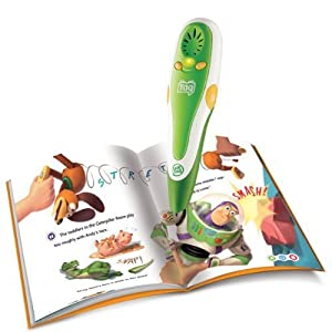 LeapFrog TAG Reading System - Green