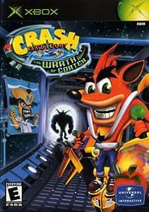 Crash Bandicoot Wrath of Cortex - Xbox