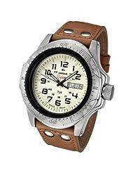 Armourlite ShatterProof Glass Quartz Tritium Watch AL49