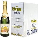 Pure Heaven Non-Alcoholic Celebration Drink - 100% White Grape(6x750ml)