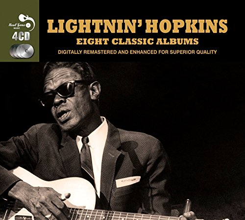 Lightnin' Hopkins - Thinkin' And Worryin' - The Aladdin Singles 1947-1952